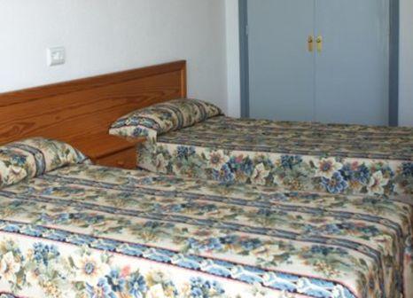 Hotelzimmer mit Fitness im Hostal Anibal