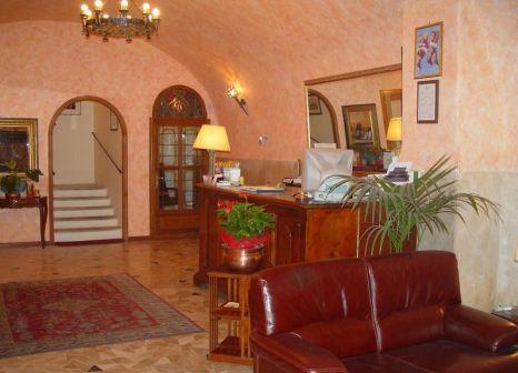 Hotelzimmer mit Mountainbike im Giubileo Hotel