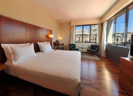 Hotelzimmer mit Golf im AC Hotel Málaga Palacio