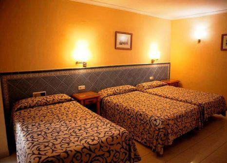 Hotelzimmer mit Tennis im Hotel Plaza Cavana