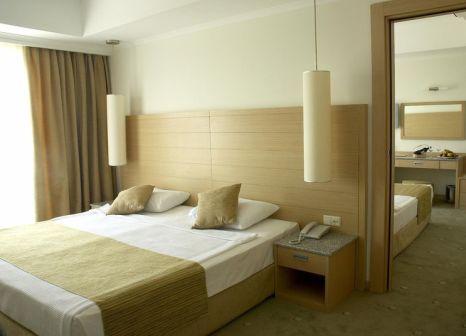 Hotelzimmer mit Mountainbike im Sealight Resort Hotel