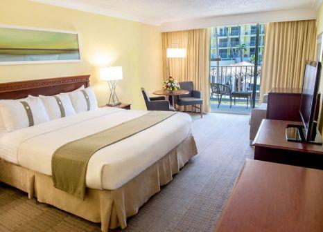 Hotelzimmer mit Volleyball im Holiday Inn Resort Aruba - Beach Resort & Casino