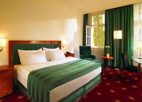 Hotelzimmer mit Animationsprogramm im Hotel Fürstenhof Leipzig