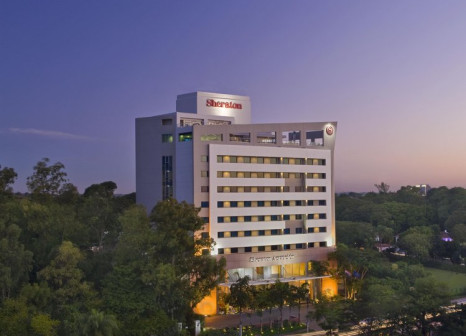 Hotel Sheraton Asuncion günstig bei weg.de buchen - Bild von FTI Touristik