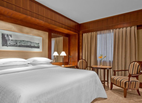 Hotelzimmer mit Aerobic im Sheraton Asuncion