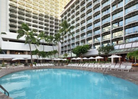 Hotel Sheraton Princess Kaiulani in Hawaii - Bild von FTI Touristik