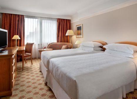 Hotelzimmer mit Tennis im Sheraton Zagreb Hotel