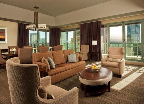 Hotelzimmer mit Pool im The Westin Denver Downtown