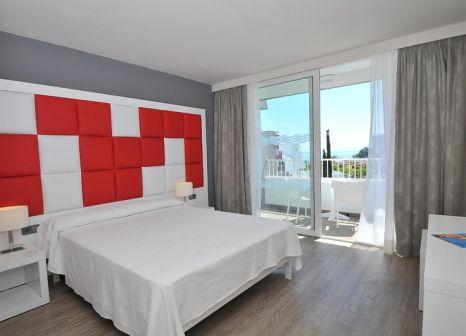 Hotelzimmer mit Mountainbike im Mar Hotels Rosa del Mar