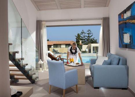 Hotelzimmer mit Mountainbike im Castello Boutique Resort & Spa