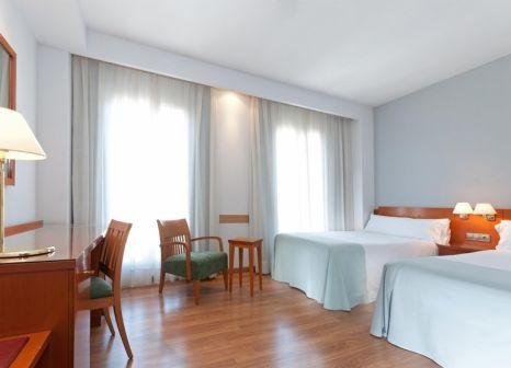 Hotelzimmer mit Pool im Sercotel Alcalá 611