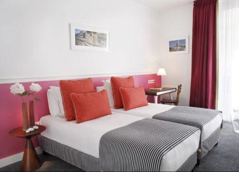 Hotelzimmer mit Aufzug im Hôtel Monterosa