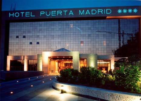 Hotel Silken Puerta Madrid in Madrid und Umgebung - Bild von FTI Touristik