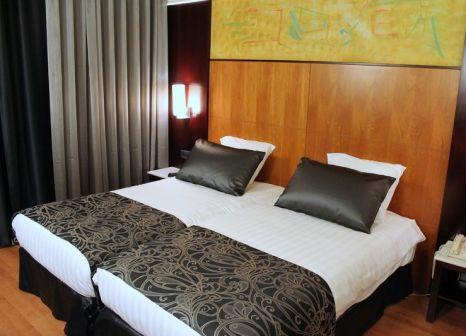Hotelzimmer mit Animationsprogramm im Catalonia Brussels