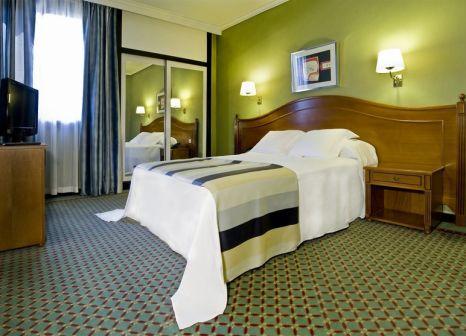 Hotelzimmer mit Aerobic im Novotel Madrid Center