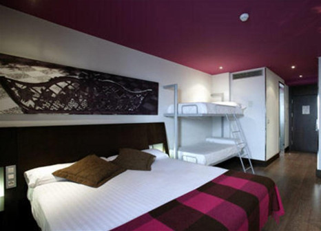 Hotelzimmer mit Familienfreundlich im Petit Palace Marqués Santa Ana
