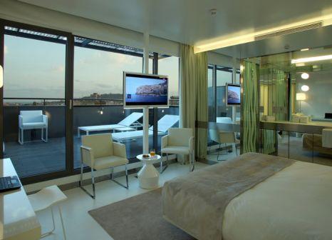 Hotelzimmer mit Pool im The Mirror Barcelona