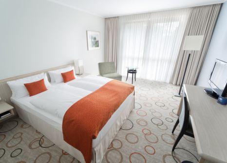 Hotelzimmer mit Fitness im Mercure Hotel Duesseldorf Kaarst