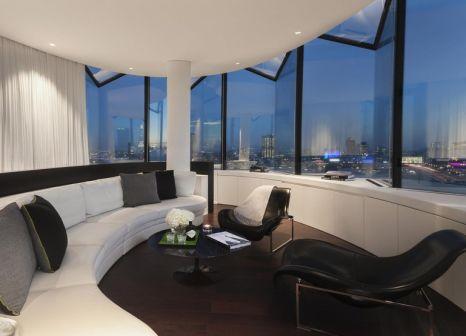 Hotelzimmer mit Hochstuhl im ME London