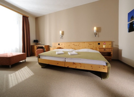 Hotelzimmer mit Fitness im Sporthotel Pontresina