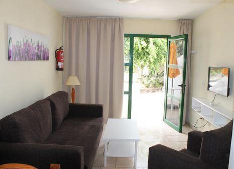 Hotelzimmer mit Sandstrand im Apartamentos Niza