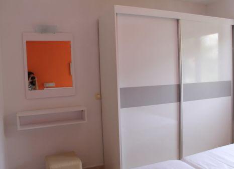 Hotelzimmer mit Pool im Apartamentos Niza