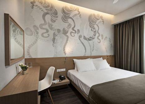 Hotelzimmer mit Animationsprogramm im Kriti