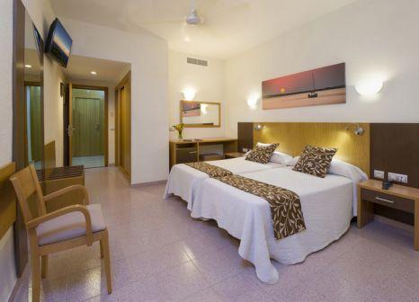 Hotelzimmer mit Tischtennis im Hotel Gran Sol