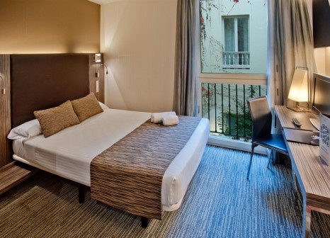 Hotelzimmer mit Fitness im Petit Palace Santa Cruz