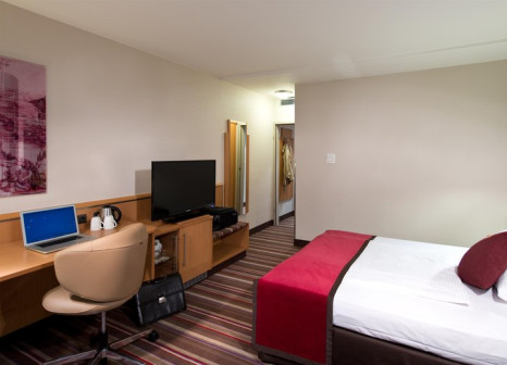 Hotelzimmer mit Spielplatz im Leonardo Royal Hotel Frankfurt