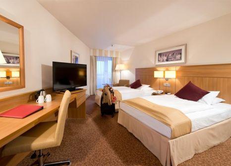 Hotelzimmer mit Sauna im Leonardo Royal Hotel Frankfurt