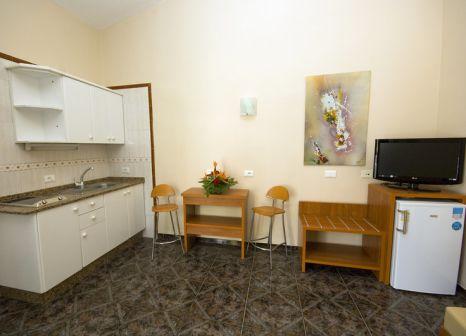 Hotelzimmer mit Tischtennis im San Valentin & Terraflor Park