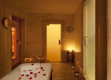Hotelzimmer mit Tischtennis im Jood Palace Hotel Dubai