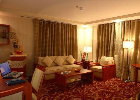 Hotelzimmer mit Golf im Grand Central Hotel