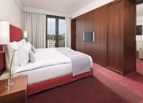 Hotelzimmer mit Fitness im Meliá Berlin