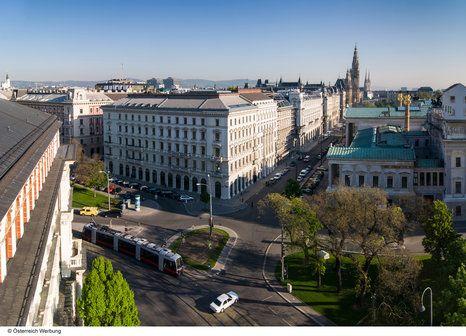 Vienna Marriott Hotel günstig bei weg.de buchen - Bild von FTI Touristik