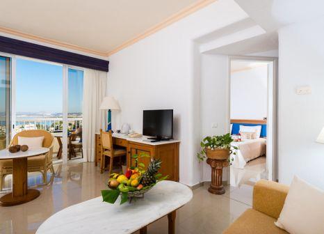 Hotelzimmer mit Tischtennis im Hotel Panorama
