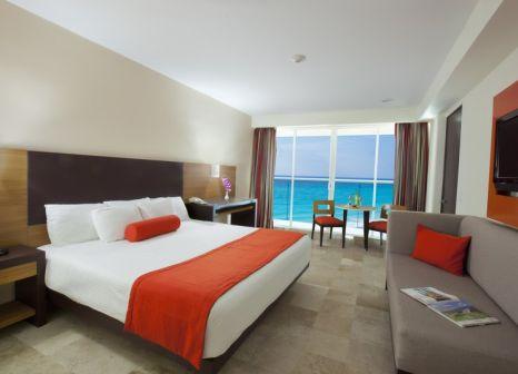 Hotelzimmer mit Golf im Krystal Cancún