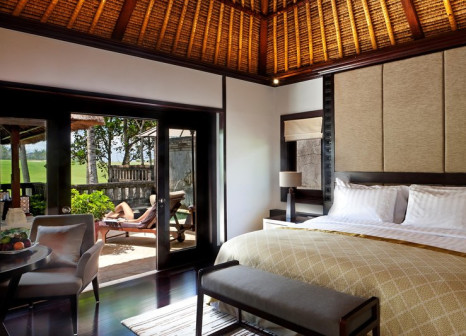 Hotelzimmer mit Fitness im Nirwana Bali Apartment