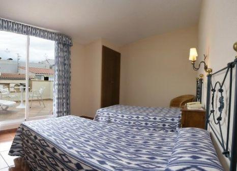 Hotelzimmer mit Tischtennis im Hotel URH Park Hotel