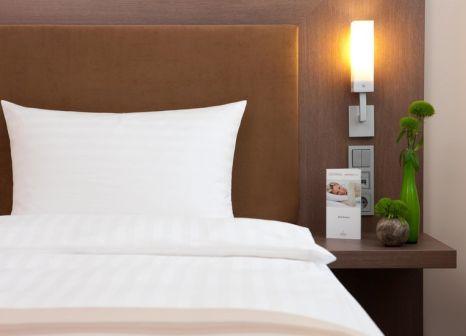 Hotelzimmer mit Klimaanlage im InterCityHotel Hannover