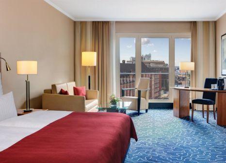 Hotelzimmer mit Segeln im Steigenberger Hotel Hamburg