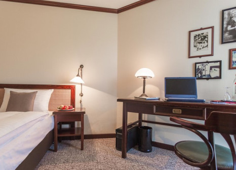 Hotelzimmer mit Massage im Maxx Hotel Jena