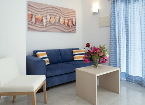 Hotelzimmer mit Golf im Apartamentos The Oasis