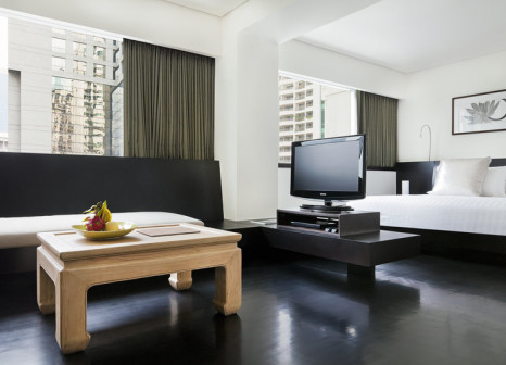 Hotelzimmer mit Fitness im COMO Metropolitan Bangkok