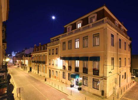 Hotel As Janelas Verdes in Region Lissabon und Setúbal - Bild von FTI Touristik