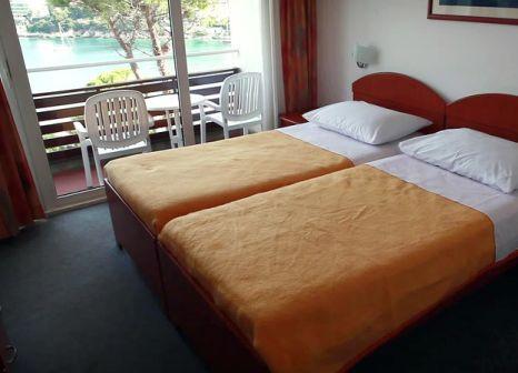 Hotelzimmer mit Tennis im Hotel Adriatic
