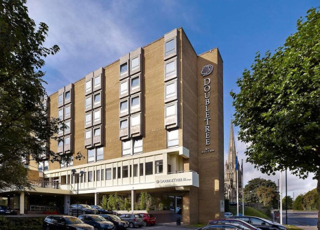 DoubleTree by Hilton Hotel Bristol City Centre günstig bei weg.de buchen - Bild von FTI Touristik
