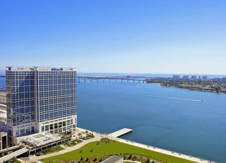 Hotel Hilton San Diego Bayfront in Kalifornien - Bild von FTI Touristik