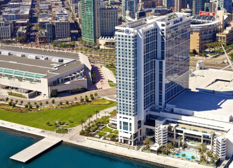 Hotel Hilton San Diego Bayfront 0 Bewertungen - Bild von FTI Touristik
